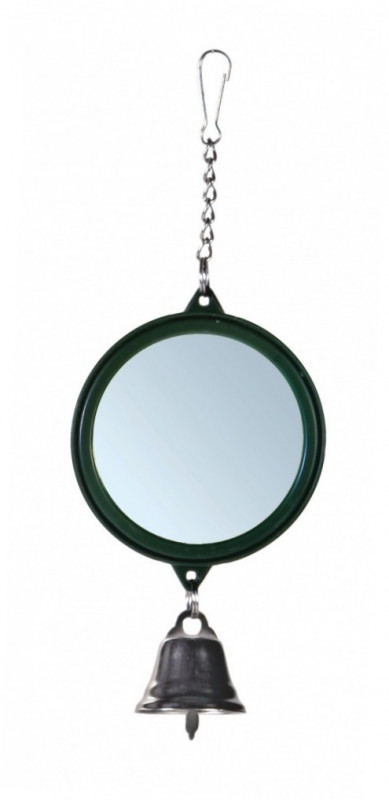 Trixie Mirror with Bell