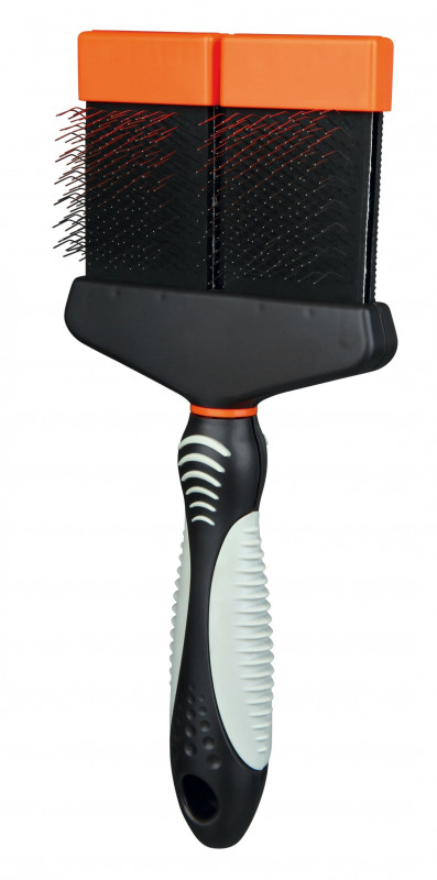 Trixie Soft Brush with flexible head 10x21  cm