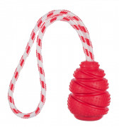 Strong Jumper on a Rope, Natural Rubber, Floatable 7 cm