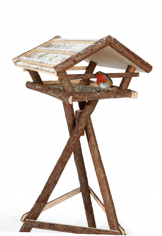 Trixie Natural Living Bird Feeder with Stand 48×27×46 cm  buy online