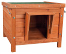 Natura Cat's Home Sleeping Quarters Brun