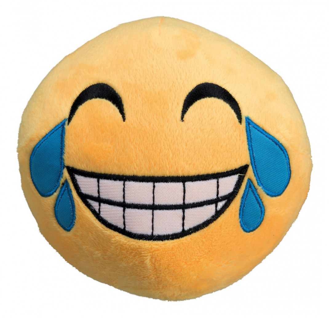 Trixie Smiley Sorriso, grande, in Peluche  14 cm Laughing