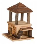 Natural Living Sten House, flamed 15x25x16 cm