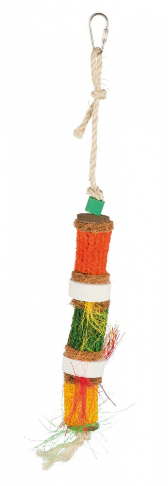 Trixie Natural Toy with Sisal Rope Multicolor 30 cm