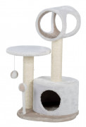 Lucia Scratching Post White
