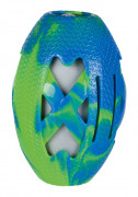 Rugby Ball, TPR/Fabric, floatable Rugby Ball, 15 cm