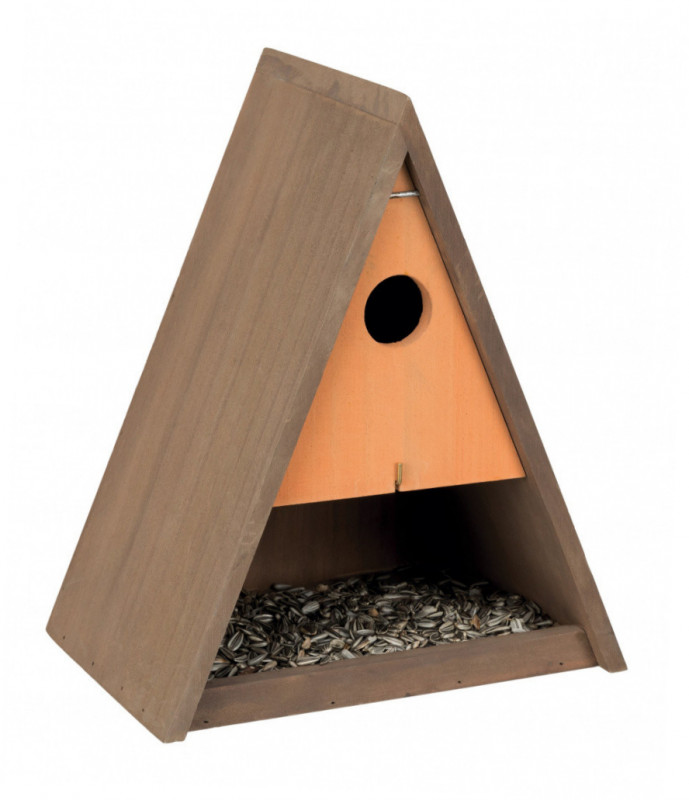 Trixie Feed and Nest Box 25×30×17/ø3.5 cm  buy online