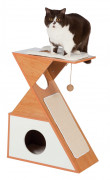 Leano Wooden Scratching Post from Trixie 53×30×70 cm