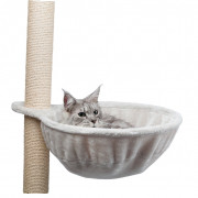 Trixie Cuddly Bag XL for Scratching Posts, extra-strong Light gray