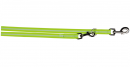 Lumino Adjustable Leash Neon groen