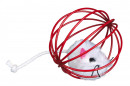 Assortment Plush Mice in a Wire Ball 24 Stykke