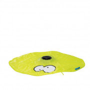 Europet-Bernina Jouet Interactif pour Chats Coockoo Hide, Lime Lime