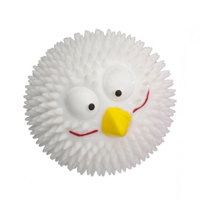 Europet-Bernina Rubber Lucky Bird Small  Blanco S