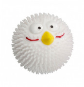 Europet-Bernina Rubber Lucky Bird Medium, blanco Blanco