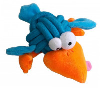 Coockoo Bobble Regular Knot-Plush Azul claro