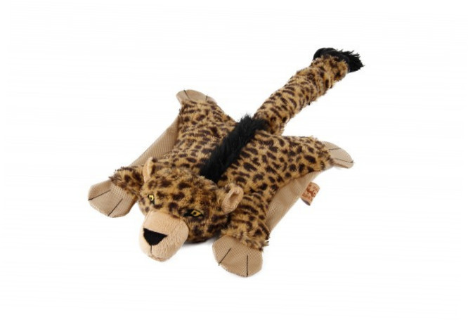 EBI Dog Toy Flatty Fox
