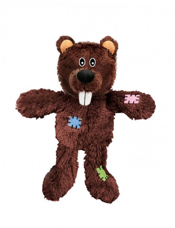 EBI Dog Toy Knot Nuts Bear Marron oscuro 4047059427712 opiniones