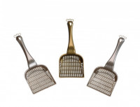 Compact Cat Litter Scoop - M - Royal Edition For fine catlitter