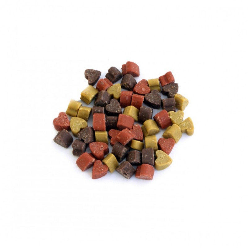DUVO+ Soft Chew Hearts 125 g