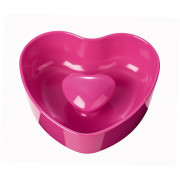 Hunter Melamine Feeding Bowl Feeding Control pink 620 ml