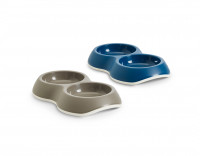 Food-/ Water Bowl Delice double  10.5 cm