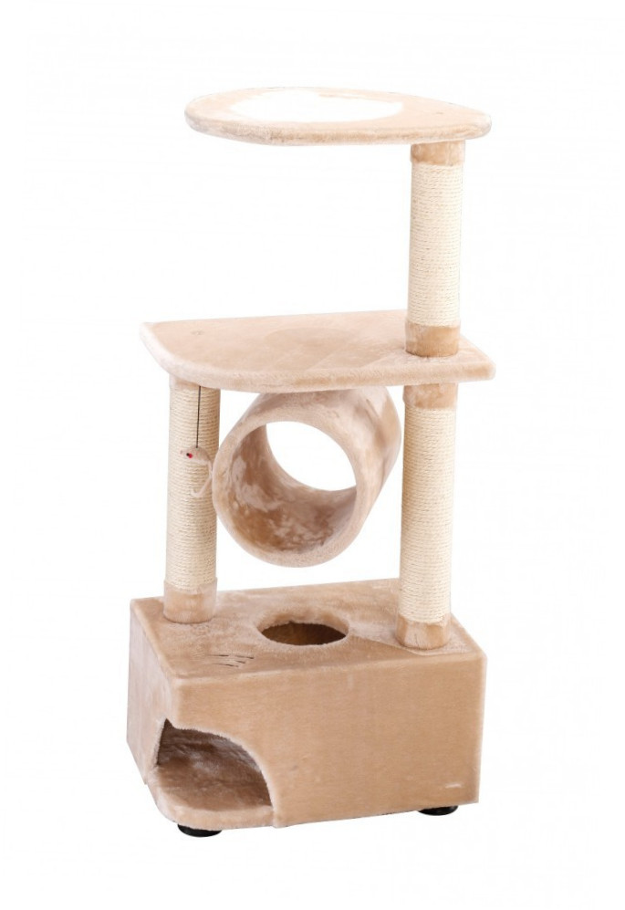 Comfort-Tree Tunnel-Home sandy 56x37/125 cm  von Europet-Bernina online günstig kaufen