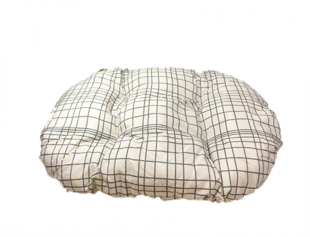 Europet-Bernina Classic Cushion Greyhound-1 grau/anthrazit 46x35x8 cm