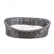 EBI D&D Homecollection Rustic Rattan XS 43x36x15 cm