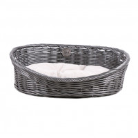 D&D Homecollection Rustic Rattan XS 43x36x15 cm