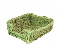 Grass Bed for Rodents 25x20x10 cm