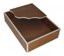 Elmato Burrow Box with Panoramic Terrace 35x25 cm