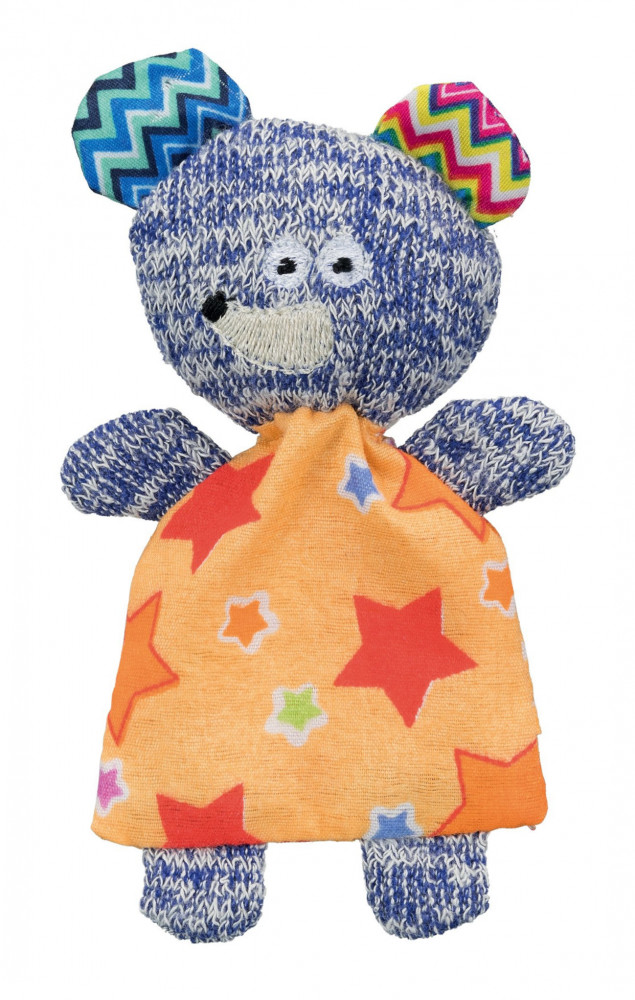 Trixie Souris, peluche Multicolore 13 cm