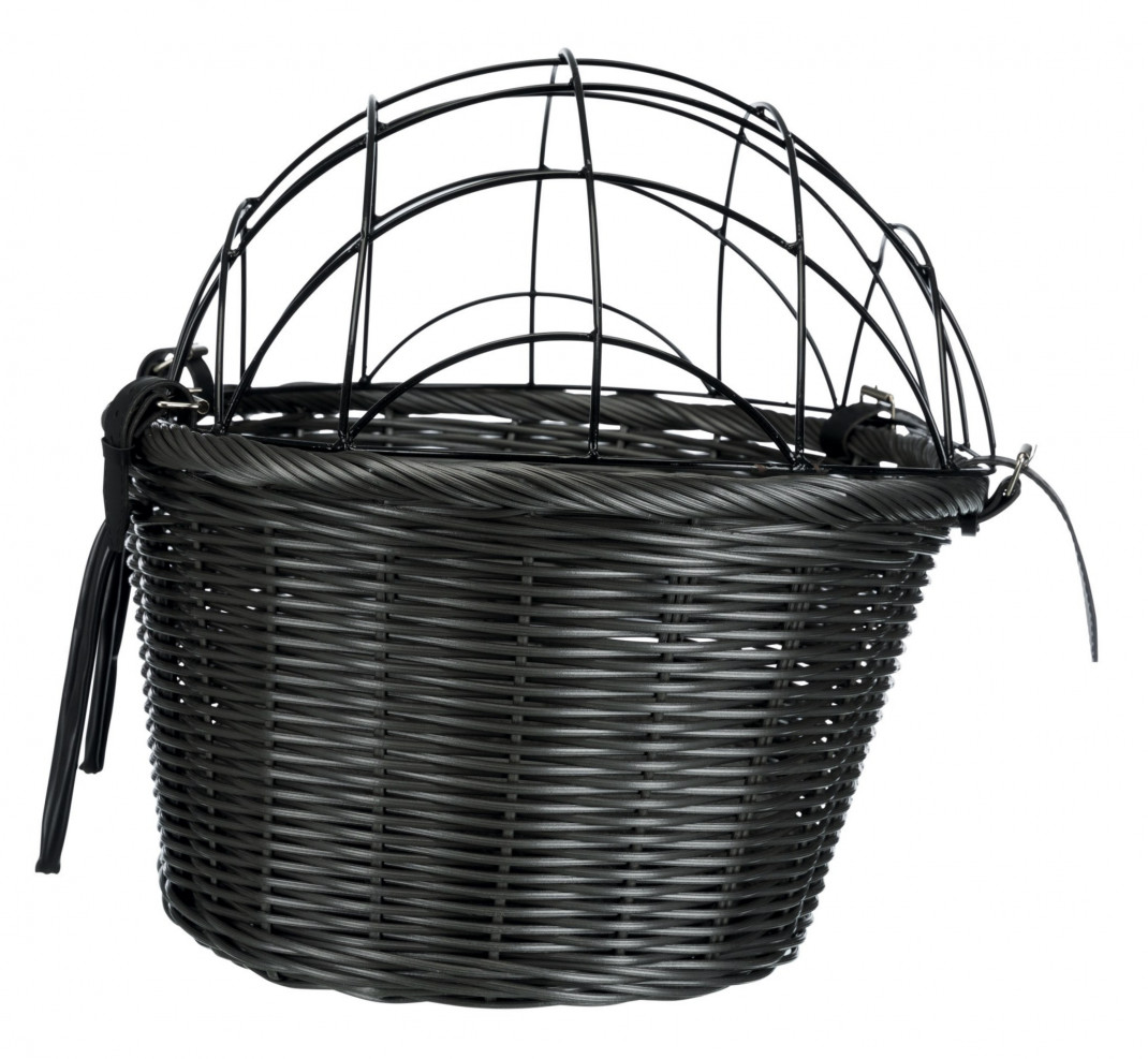 Trixie Bicycle Basket  Dark gray 44x34x35 cm order cheap