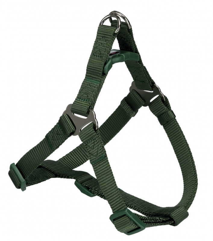 Trixie Premium One Touch Harness Marsh green L buy online