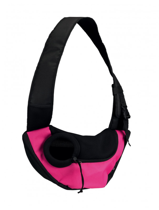 Trixie Sling Front Carrier, pink/black EAN: 4011905289564 reviews