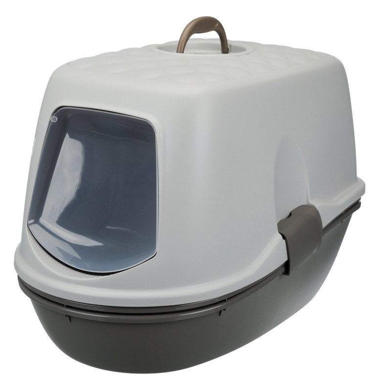Trixie Berto Top Litter Tray, with Separating System, Threepart EAN: 4011905401638 reviews