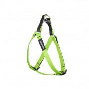 Adjustable Harness Twist Green