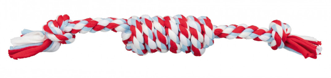 Trixie Playing Rope 31 cm Red