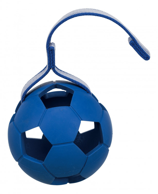 Trixie Sporting Ball on a Strap, Natural Rubber and Polyester  ø11/30  cm  order cheap