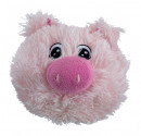 Trixie Pig Ball, Plush 10 cm
