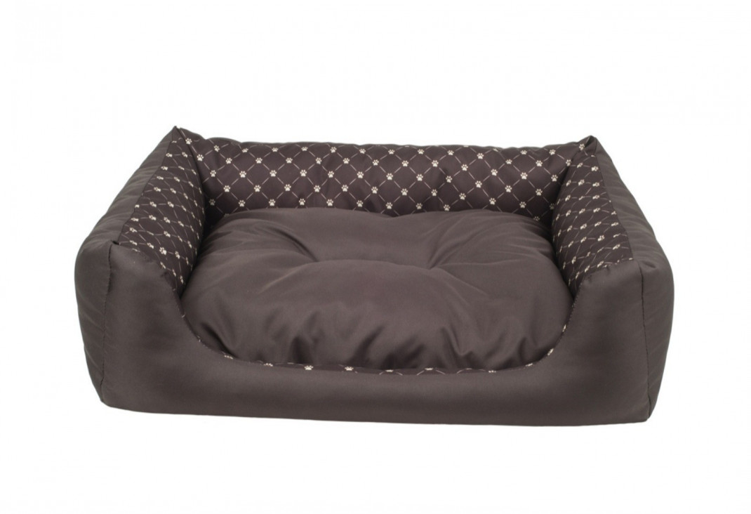 Amiplay Sofa Fun  Marron oscuro L