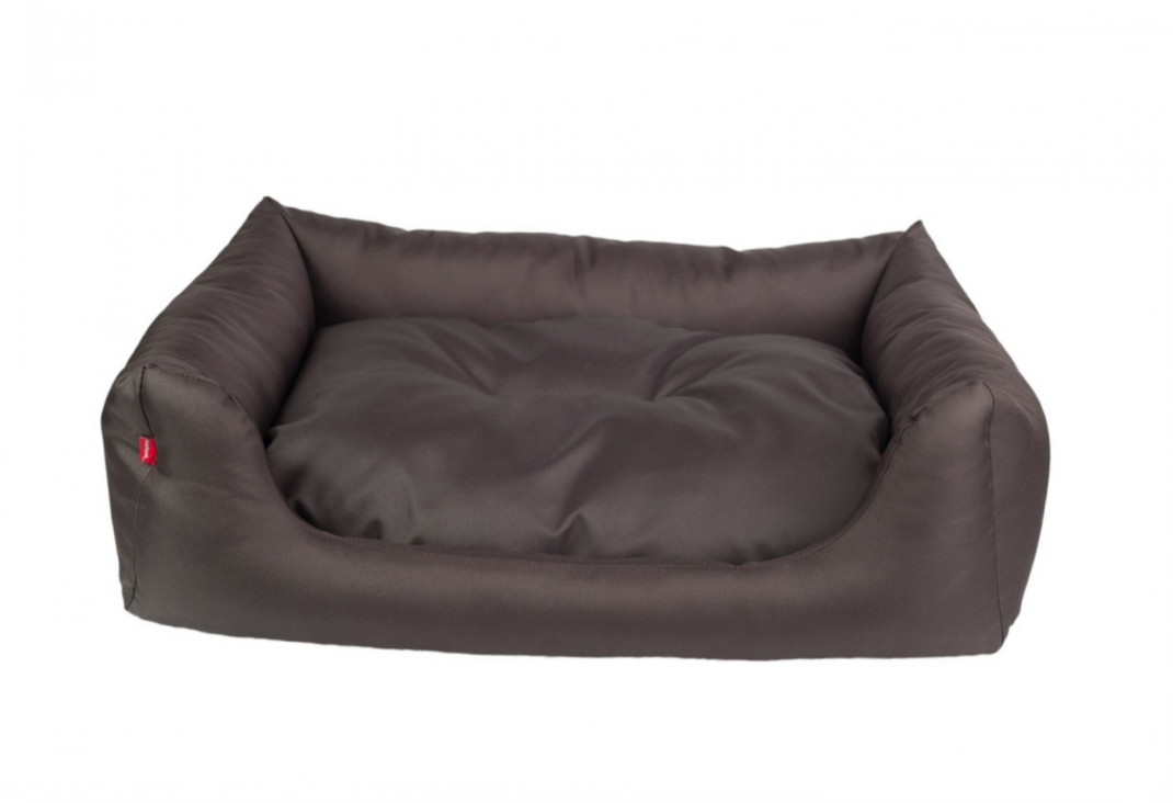 Amiplay Sofa Basic  Dunkelbraun L