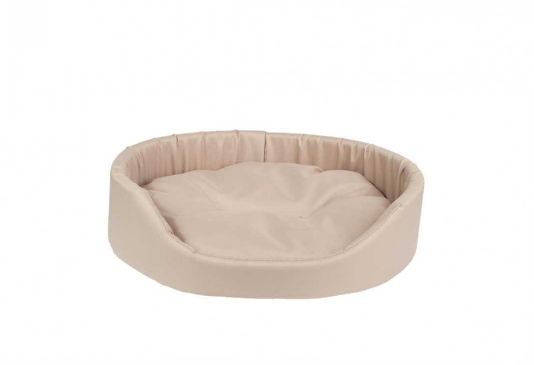amiplay Panier Oval Basic  Beige L