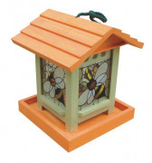 Bird House Bee Multicolor