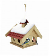 Bird House Watzmann Brun