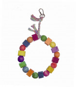 Colourful Playing Ring 17 cm