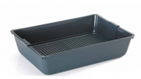 Cat Tray with Cleaning Grid 41.5x29.5x10 cm