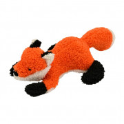 Plush Fox with Squeaker Fox