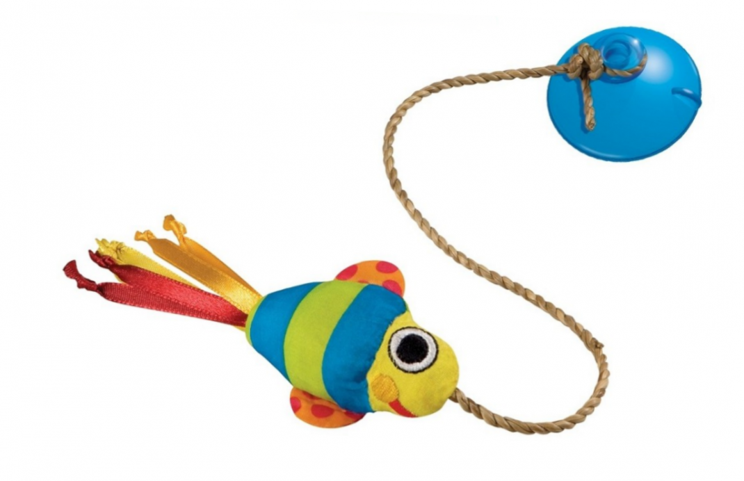 Petstages Dangling Fish  871864003816