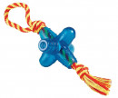 Petstages Orka Chew Small with Rope Multicolore
